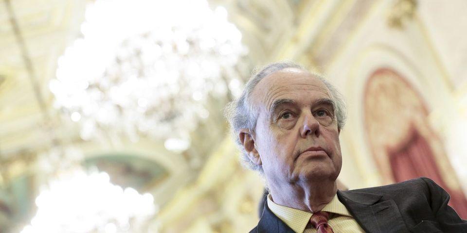"""Pronostic de Frédéric Mitterrand pour 2017 : """"Le second tour opposera Alain Juppé à Martine Aubry"""""""