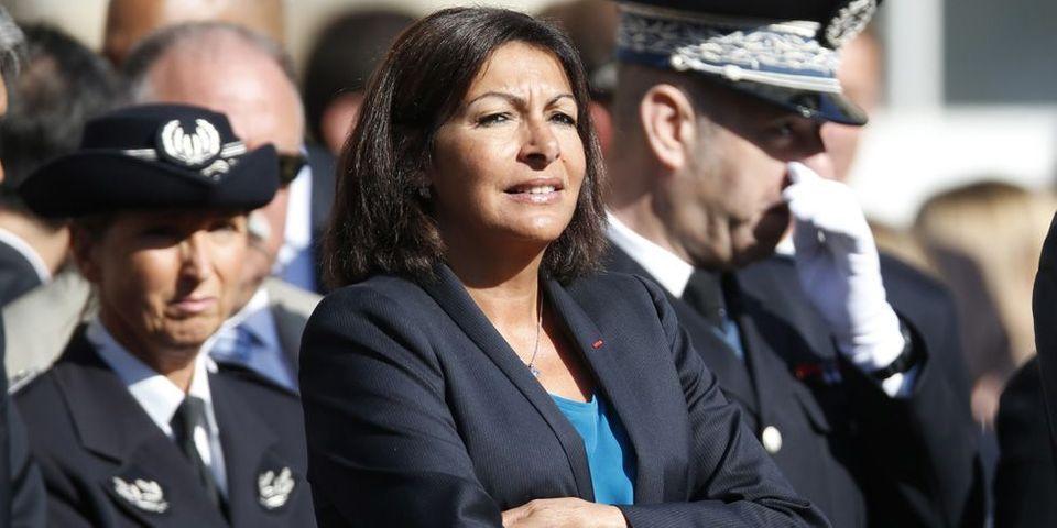 Quand Anne Hidalgo blague sur l'affaire Hollande-Gayet lors de ses voeux