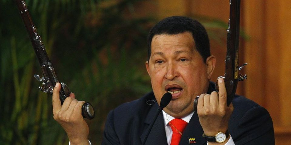 Quand Chavez en appelle à Jésus