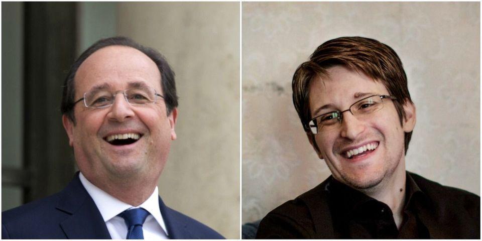 Panama papers : Edward Snowden trolle François Hollande sur les lanceurs d'alerte