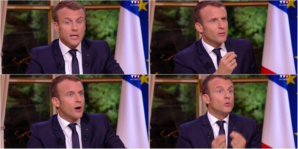 """Quand Emmanuel Macron nous apprend qu'avant 2008, le Président respectait la """"procédure chinoise"""""""