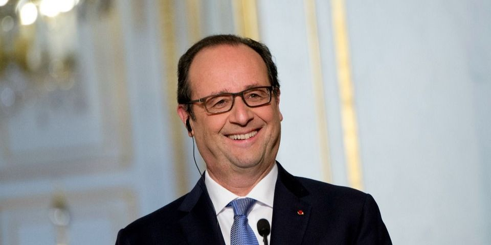Quand François Hollande raconte à des élus corréziens le moment où sa télévision l'a lâché le soir du 6 mai 2012