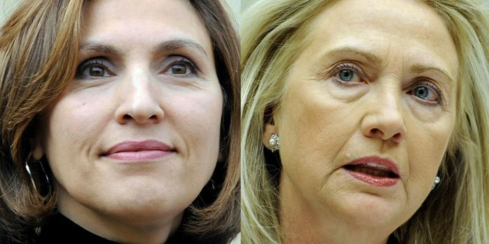 Quand Hillary Clinton reçoit Nora Berra