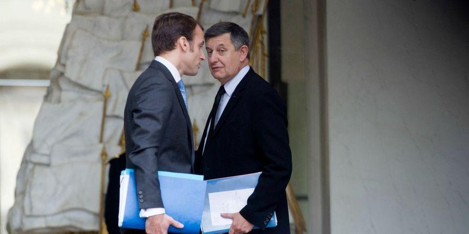 Quand Jean-Pierre Jouyet conseillait à Emmanuel Macron de suivre François Hollande plutôt que Laurent Fabius