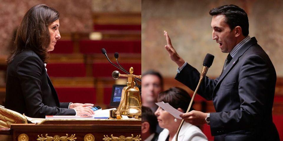 """Quand Julien Aubert appelle Sandrine Mazetier """"madame le président"""", elle le rebaptise """"monsieur la députée"""""""
