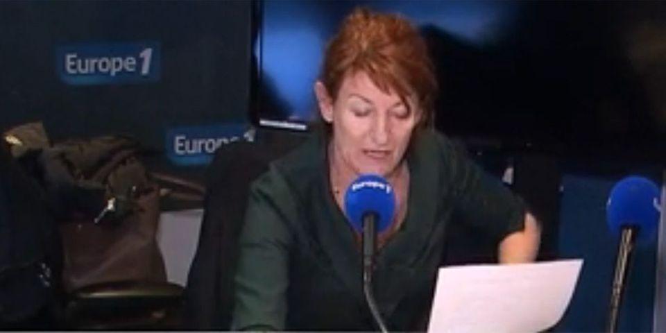 Quand l'administratrice générale de la Comédie-Française déclame du François Hollande et du Nicolas Sarkozy