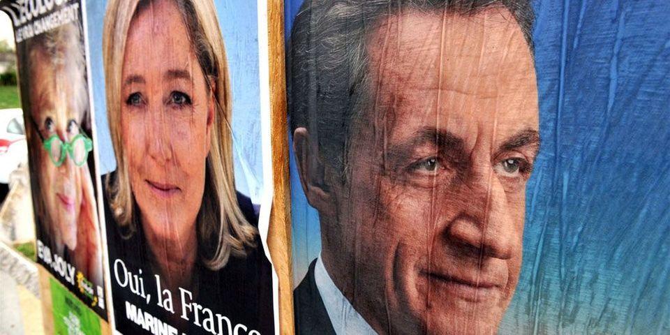 Quand l'équipe de Sarkozy envisageait de nommer Marine Le Pen à l'Intérieur