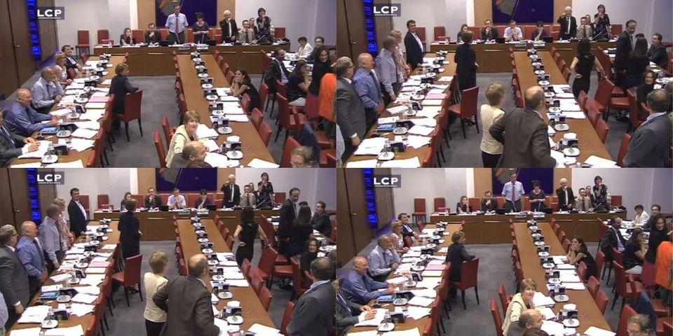 Quand l'UMP vote avec les frondeurs du PS sur le gel des pensions de retraite