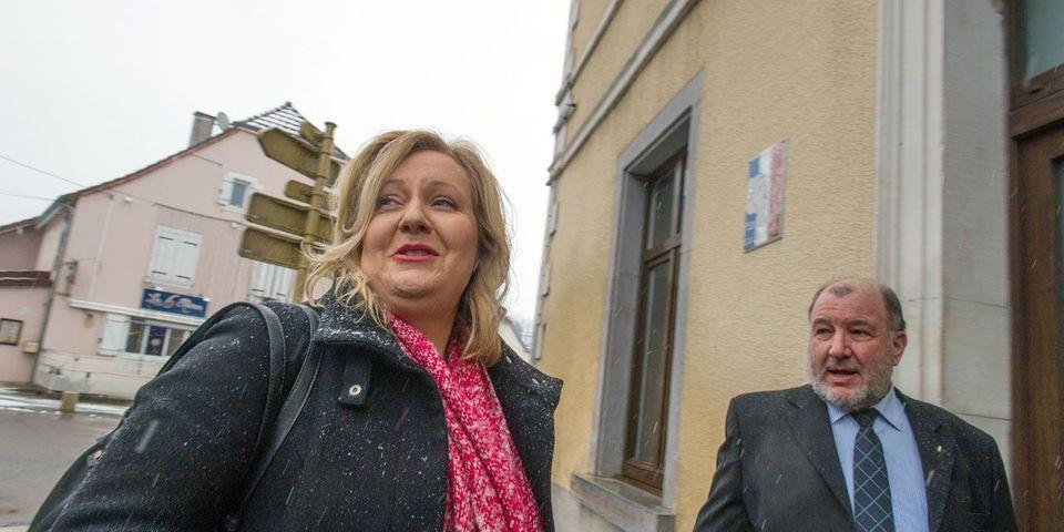 """Quand la candidate du FN dans le Doubs défendait les propos de Jean-Marie Le Pen sur """"l'évidente inégalité des races"""""""