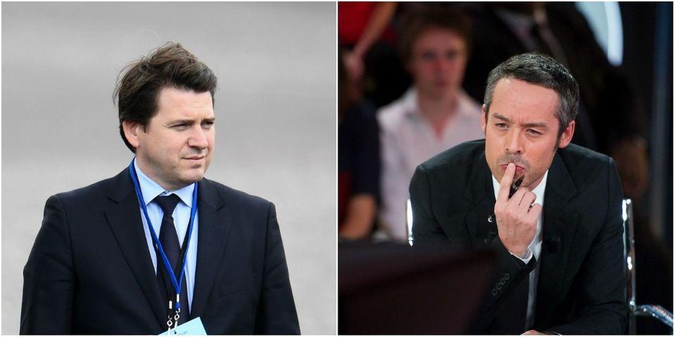 """Quand le chef de la com' d'Emmanuel Macron traite Yann Barthès de """"gros connard"""" (mais dément)"""
