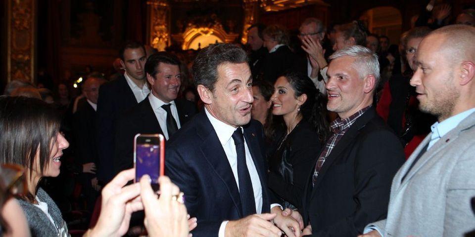 Quand le couple Sarkozy va applaudir Gérard Depardieu