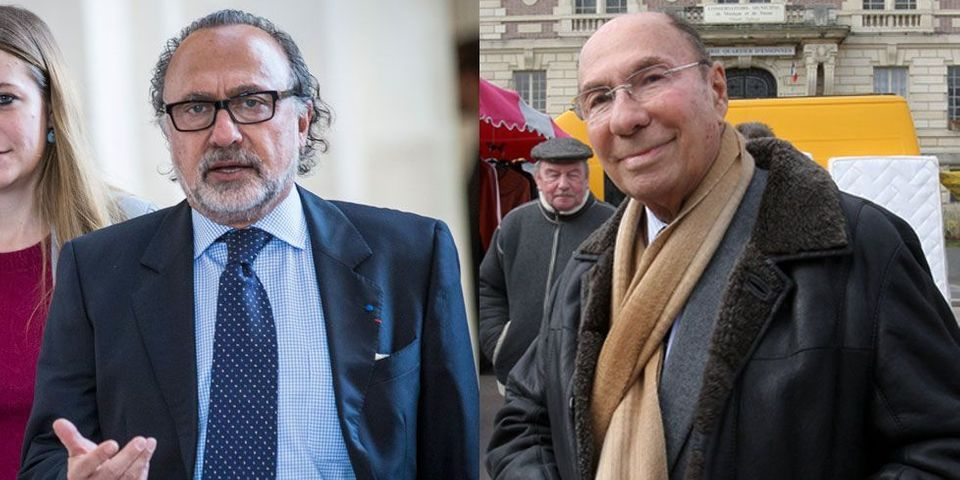 Quand le député Olivier Dassault, le fils, vole au secours de son père, le sénateur Serge Dassault, placé en garde à vue