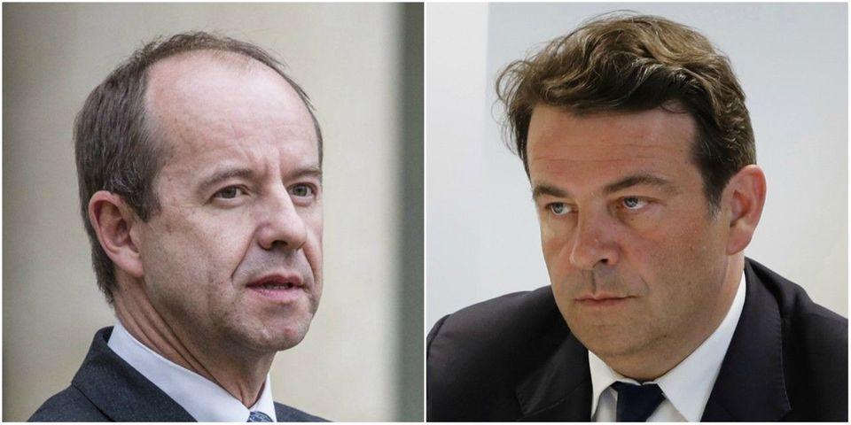 Quand le ministre de la Justice Urvoas transmettait à Thierry Solère une note sur l'enquête le concernant