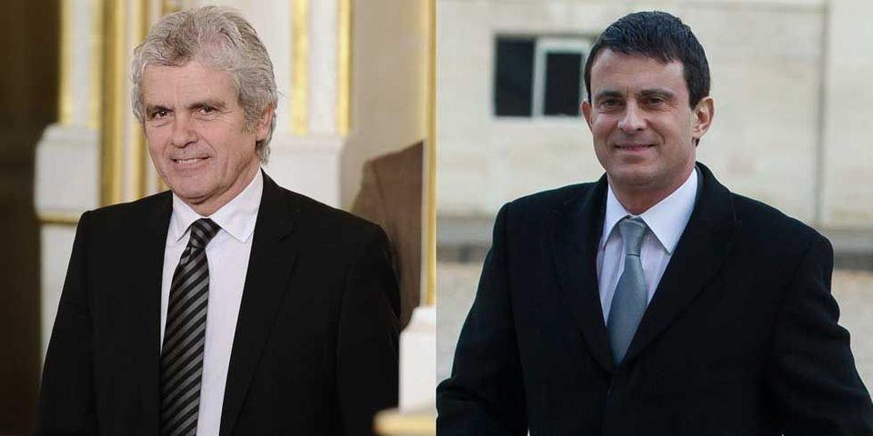 Quand Manuel Valls faisait débarquer Claude Sérillon du JT de France 2