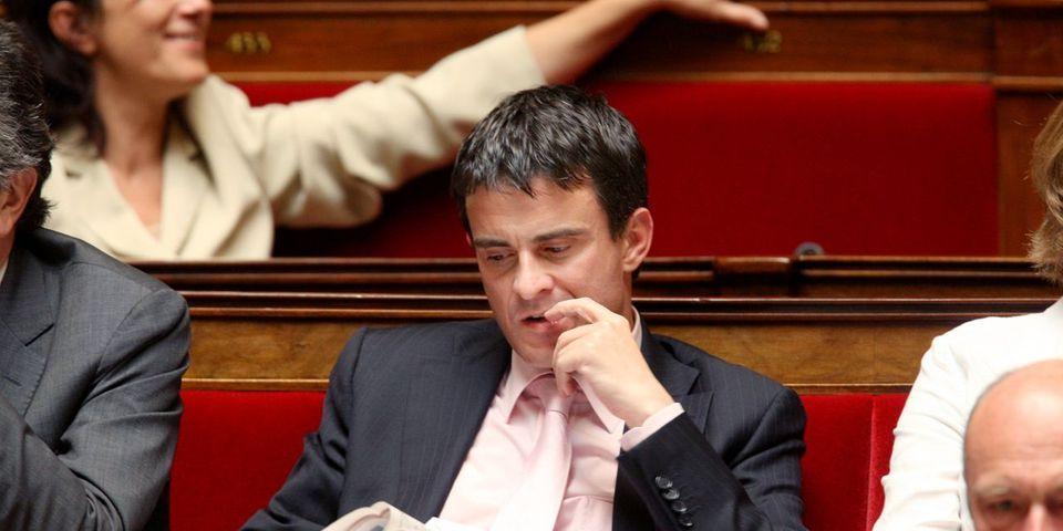 Quand Manuel Valls proposait (aussi) de limiter le champ d'application du 49.3