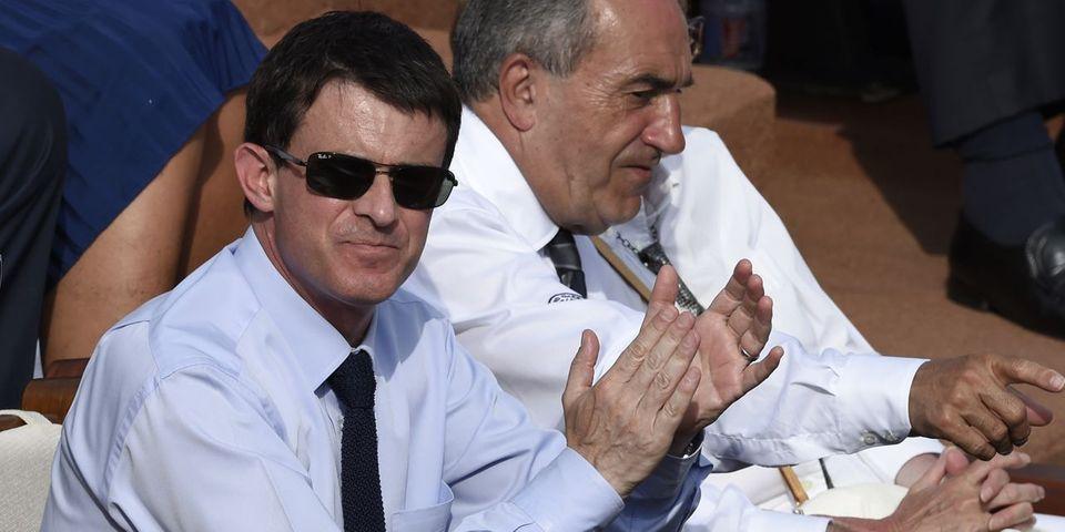 Quand Manuel Valls remerciait un ministre d'avoir tapé sur Ségolène Royal en plein hémicycle