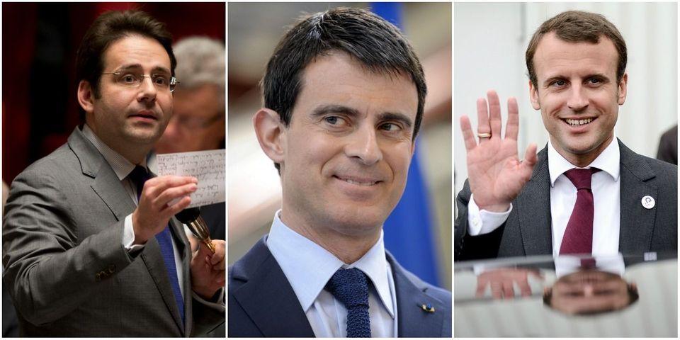 """Quand Manuel Valls s'amuse et cite le titre d'un article sur son secrétaire d'Etat Matthias Fekl : """"l'anti-Macron"""""""