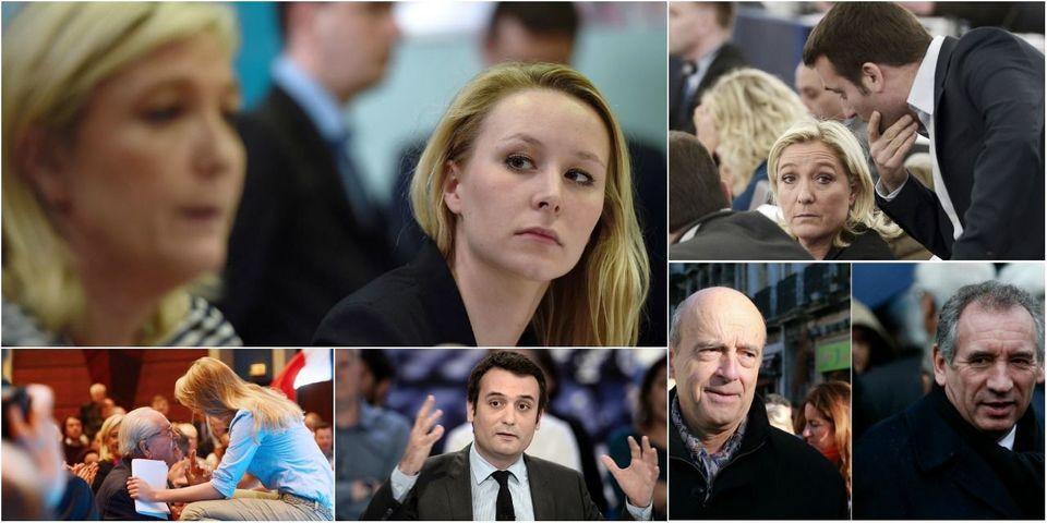 Quand Marine Le Pen plagie Marion Maréchal-Le Pen, sujet le plus lu de la semaine