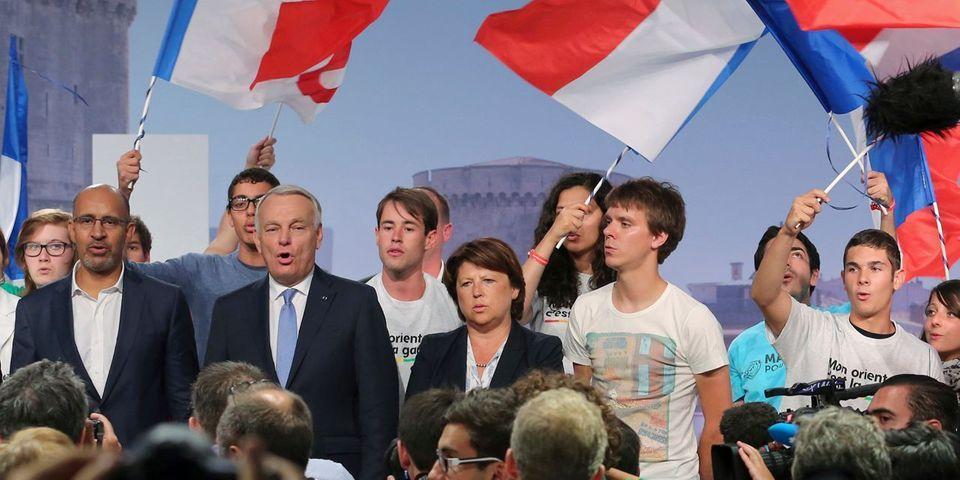 """Quand Martine Aubry insulte ses """"camarades"""" du Parti socialiste"""