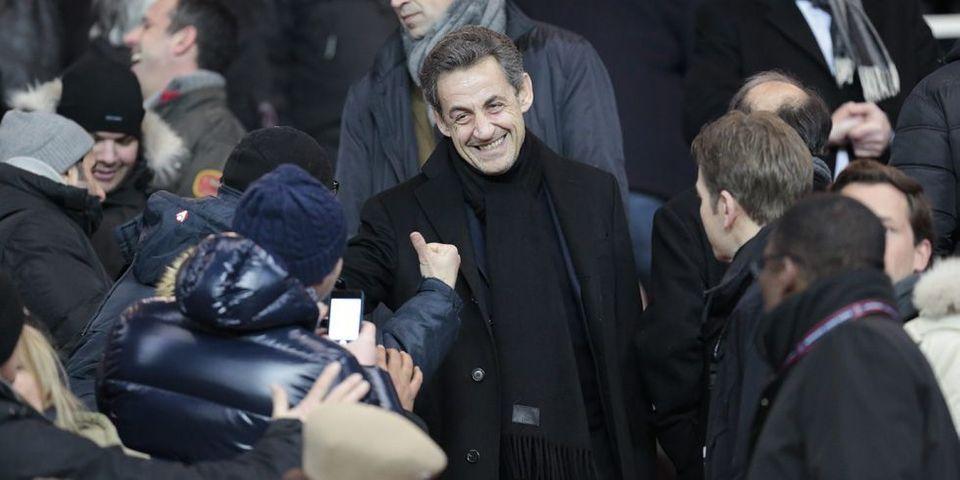 Quand Nicolas Sarkozy blague sur son avenir de président du PSG