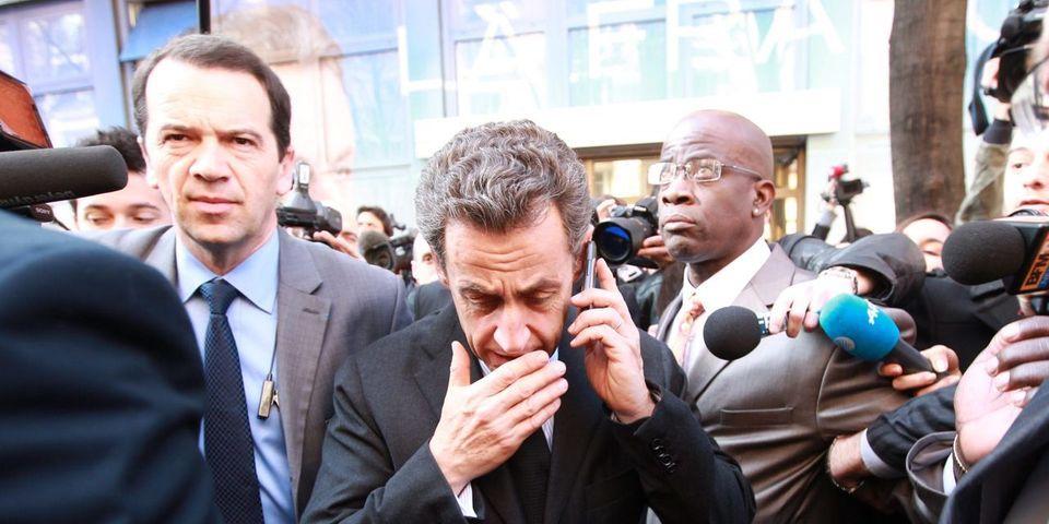 """Quand Nicolas Sarkozy s'adressait aux personnes qui l'écoutaient sur son téléphone: """"Quand on sera revenu au pouvoir..."""""""