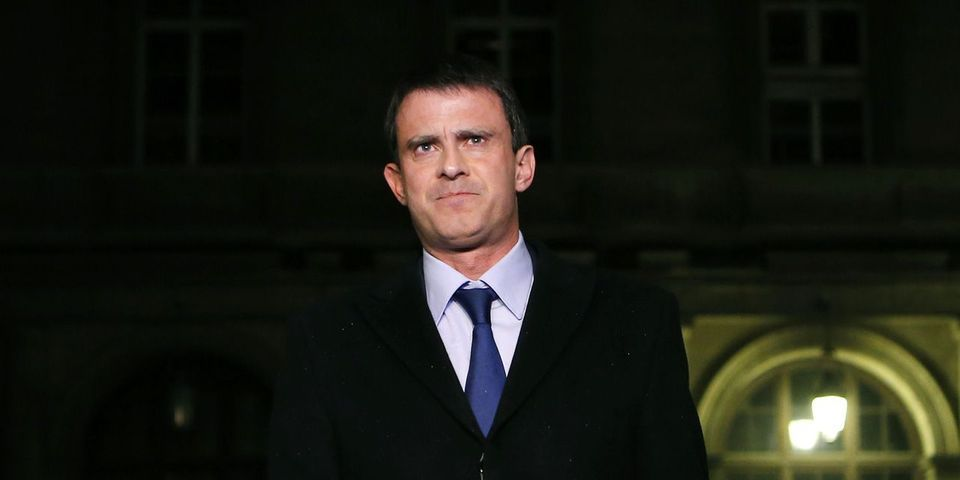 """""""Quand on siffle quelqu'un, on ne donne pas la meilleure image de la démocratie"""", selon Valls"""