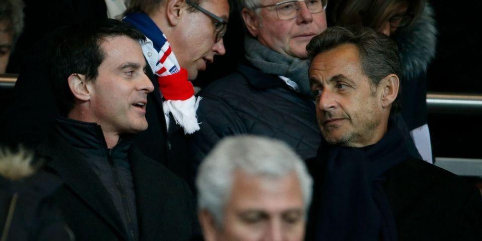 """Quand Sarkozy recevait Valls au ministère de l'Intérieur """"la nuit"""", """"par une porte dérobée"""""""