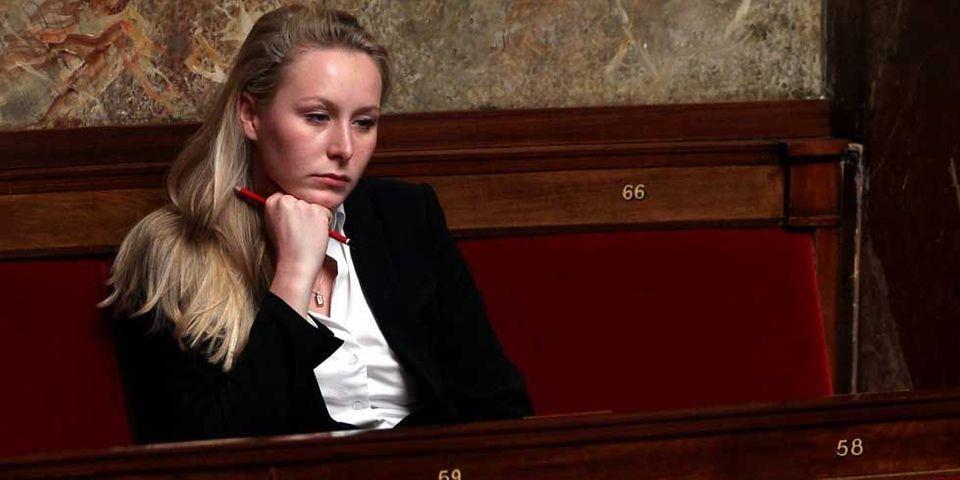 Quand un amendement de Marion Maréchal-Le Pen fait cafouiller la majorité à l'Assemblée