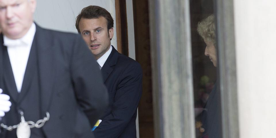 Qui est Emmanuel Macron, le nouveau ministre de l'Economie