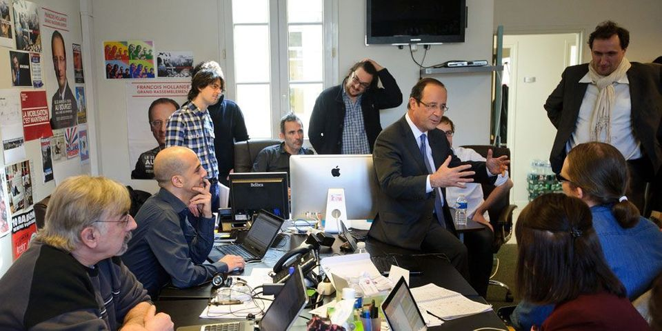 Ils seront les yeux et les mains de François Hollande sur le web