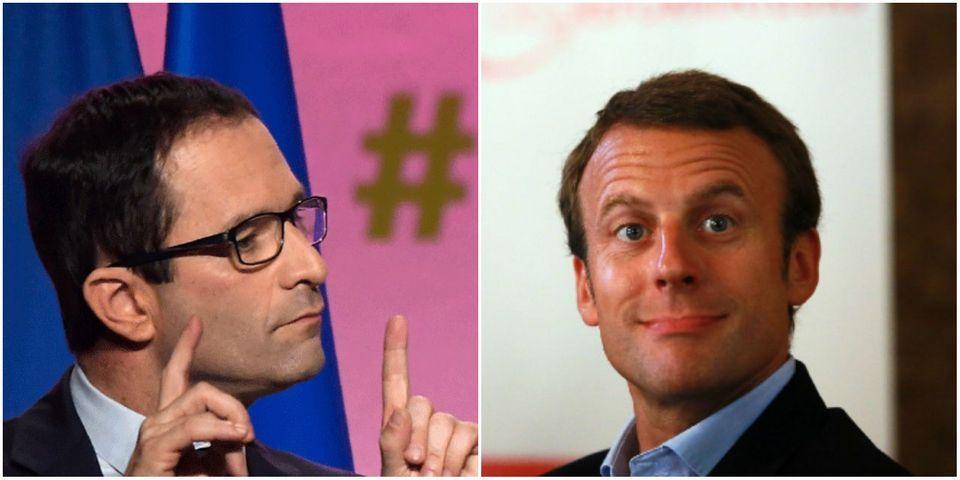 QUIZ – Ces socialistes soutiennent-ils Benoît Hamon ou Emmanuel Macron ?