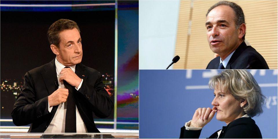 """""""Race blanche"""" : Sarkozy, Morano et Copé ressortent les vieux dossiers en bureau politique LR"""
