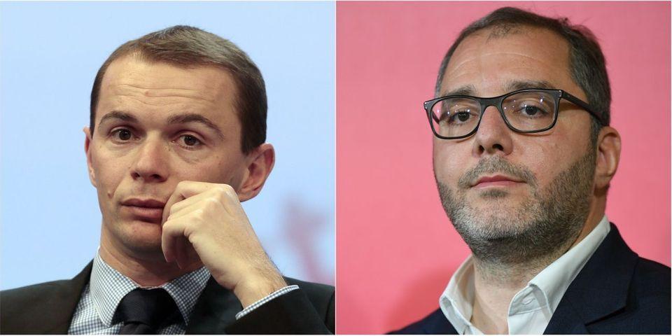 """Rachid Temal annonce l'exclusion """"automatique"""" d'Olivier Dussopt du PS après son entrée au gouvernement"""