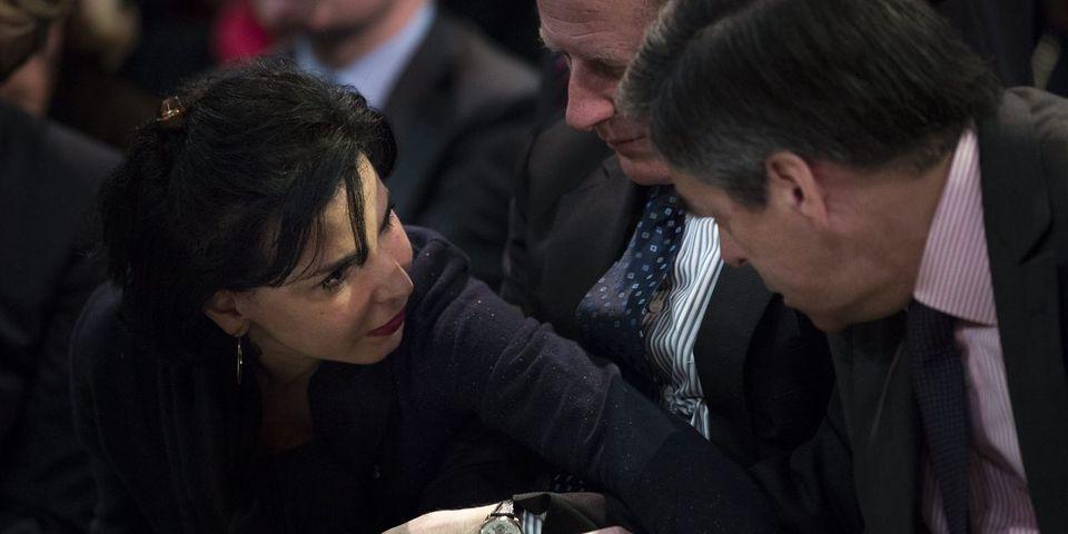 """Rachida Dati réactive sa guerre avec François Fillon et dénonce des """"méthodes de voyous"""""""