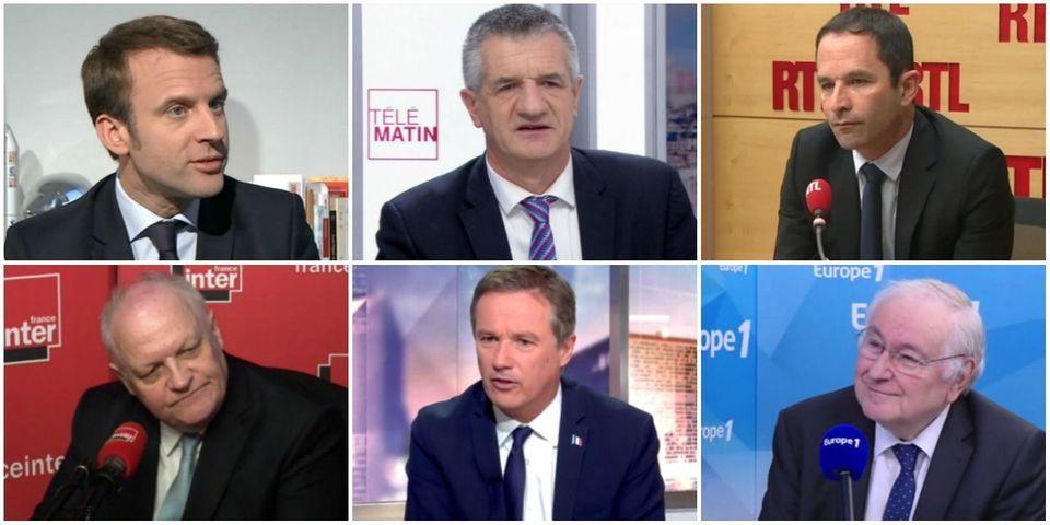 Rafle du Vel d'Hiv : les candidats à la présidentielle dénoncent les propos de Marine Le Pen