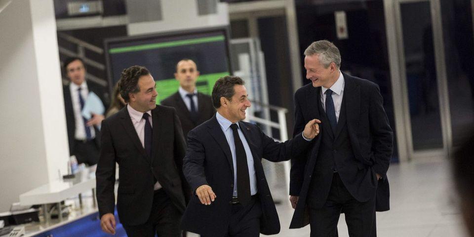 Rassemblement oblige, Sarkozy invite Le Maire à l'accompagner en Allemagne