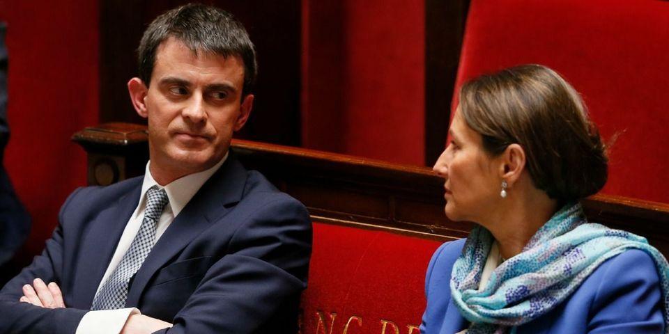Réduction de la part du nucléaire : Ségolène Royal et Manuel Valls ne sont pas tout à fait sur la même longueur d'onde
