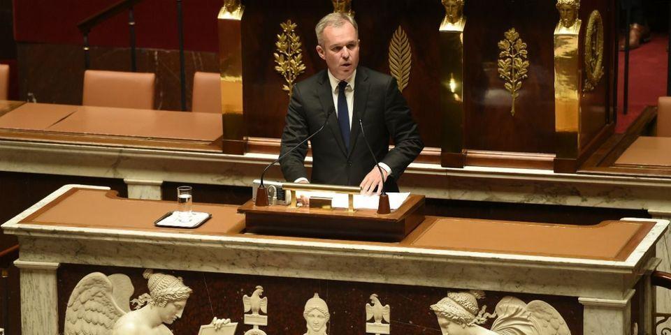Réélu député avec l'étiquette LREM, François de Rugy brigue la présidence de l'Assemblée nationale