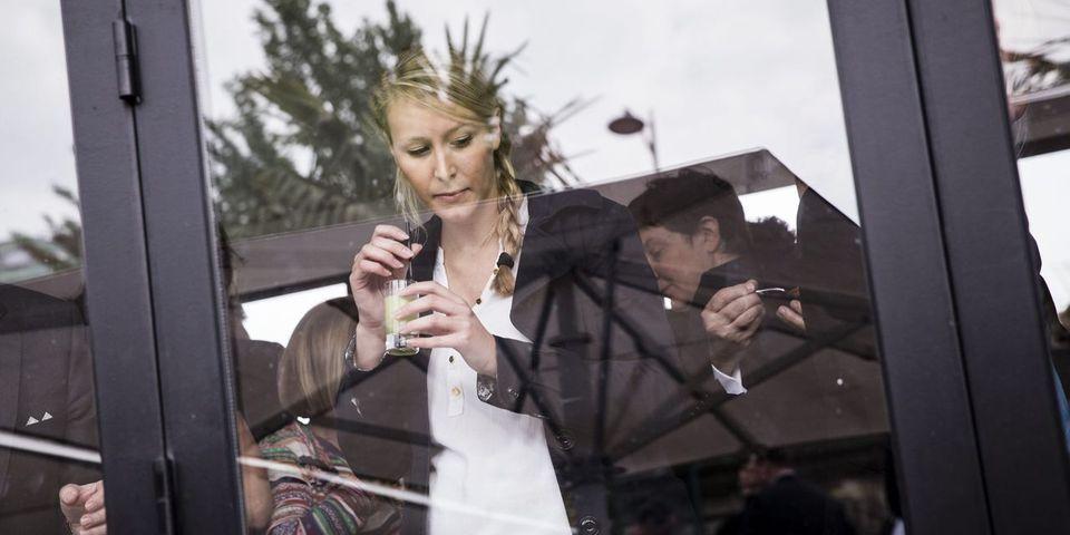 """Refus du parti indépendantiste britannique de s'allier avec le FN : Marion Maréchal-Le Pen assure que la position de leur leader n'est pas """"homogène"""""""