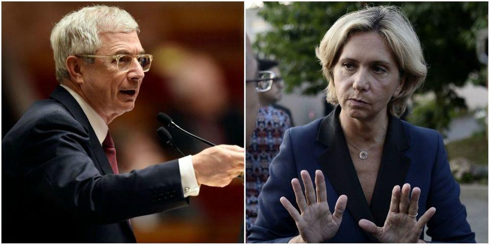 Valérie Pécresse porte plainte en diffamation contre des propos de Claude Bartolone publiés sur son blog