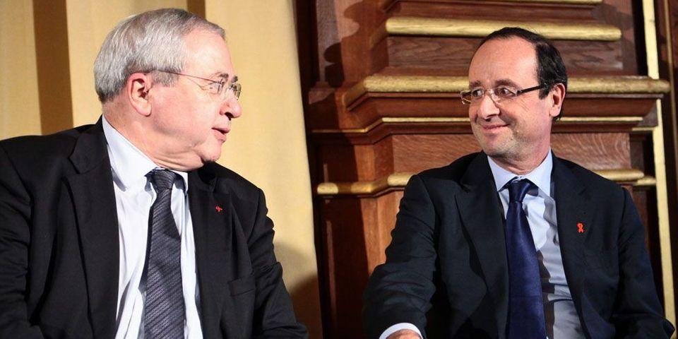 Régionales : François Hollande ne veut pas que ses ministres Manuel Valls et Benoît Hamon soient têtes de listes en Ile-de-France