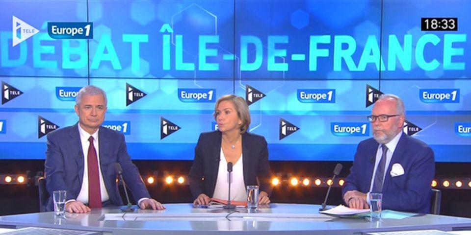 Régionales Île-de-France : les approximations des candidats Bartolone et Pécresse sur la baisse des effectifs de sécurité entre 2007 et 2012
