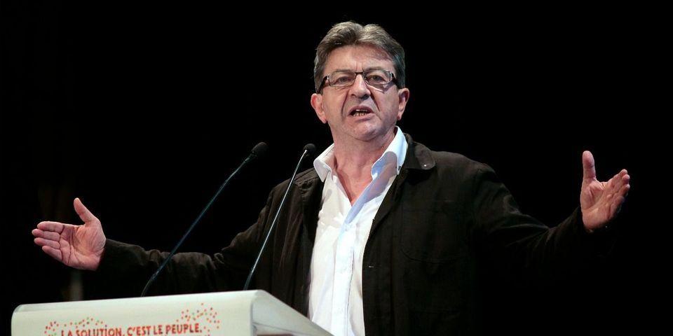 """Régionales : Jean-Luc Mélenchon affirme qu'il aurait """"rêvé"""" d'affronter Marine Le Pen en Nord-Pas-de-Calais-Picardie"""