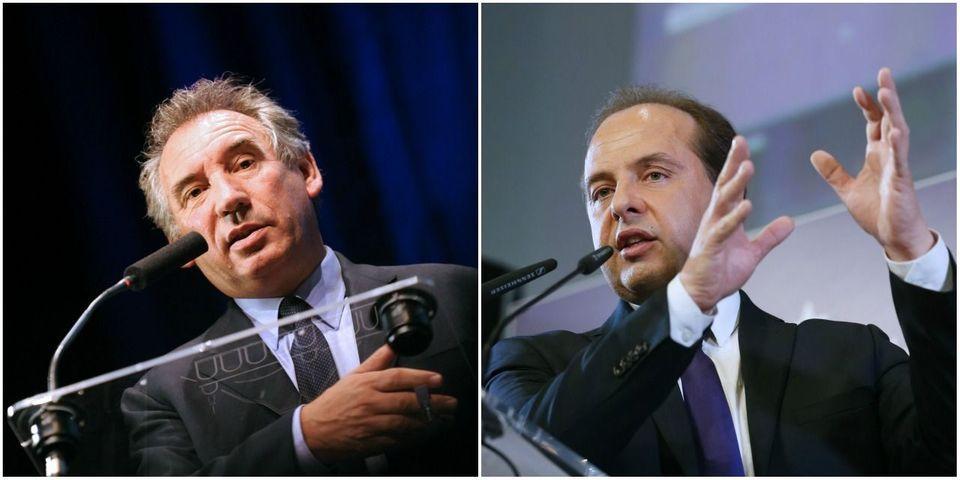 Régionales : l'offensive centriste de Jean-Christophe Lagarde et François Bayrou contre Laurent Wauquiez