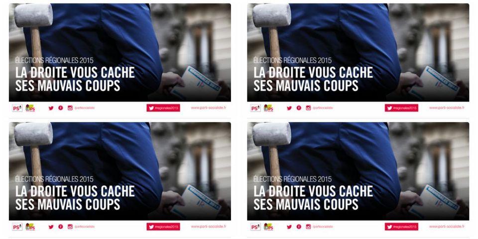 """Régionales : le PS ne distribuera pas ses tracts dénonçant """"les mauvais coups de la droite"""""""