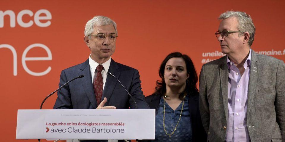 Régionales : les détails de l'accord de second tour PS-EELV-Front de gauche en Île-de-France