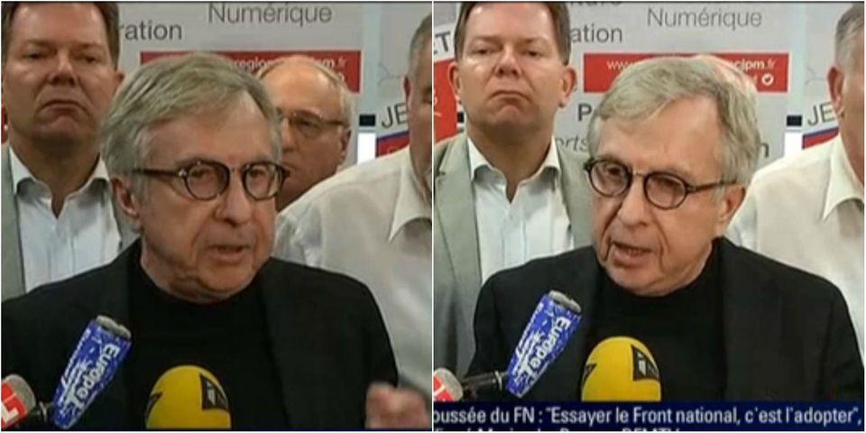 Régionales : Masseret (PS) se maintient dans l'Est et critique le front républicain