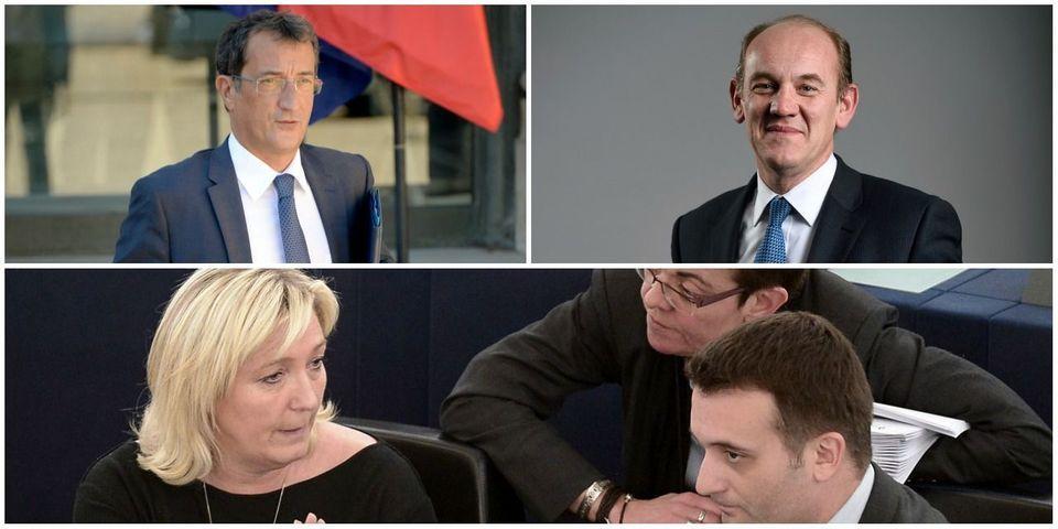 Régionales Nord-Pas-de-Calais-Picardie : PS et LR accusent Marine Le Pen d'avoir déjà renié sa première promesse