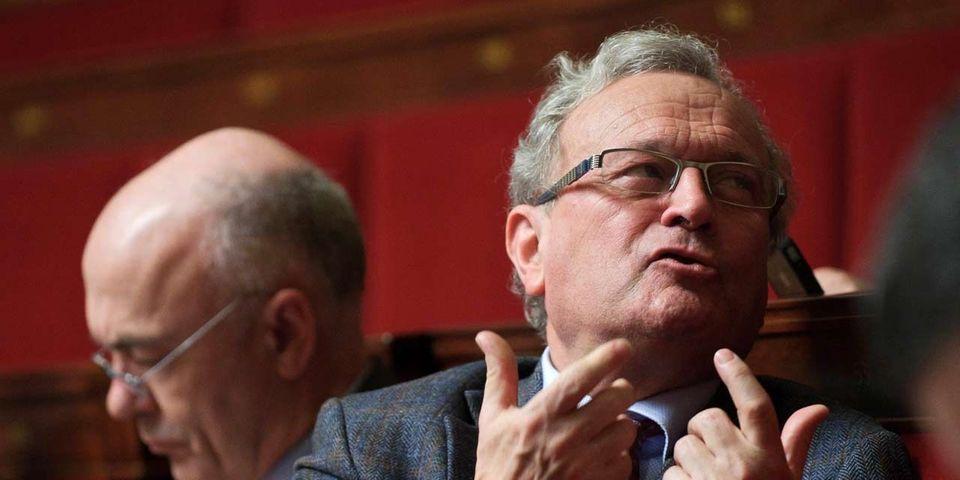 """Relaxé par la justice, Christian Vanneste règle ses comptes avec le """"lobby homosexuel"""" de l'UMP"""