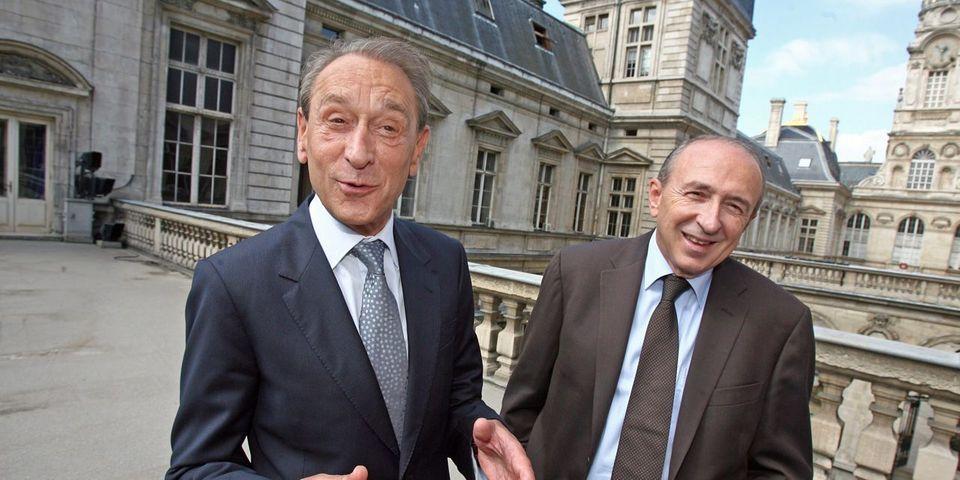 """Remaniement : Gérard Collomb voit Bertrand Delanoë à Matignon pour """"donner un nouveau souffle à un gouvernement"""""""